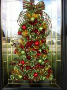 how to decorate a christmas tree with deco mes 3822