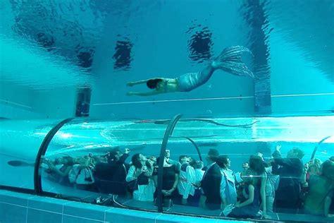 Pool In Der Erde by Der Tiefste Pool Der Welt Im Italienischen Padua