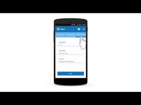 Buy bitcoin instantly on the app store. BTC: Send Bitcoin with P2P Wallet App