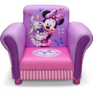disney minnie mouse upholstered chair walmart com