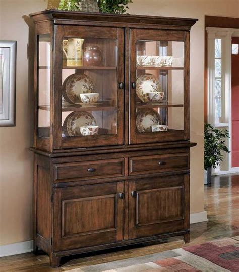 ikea curio cabinet ikea hutch and buffet dining room hutch signature design by larchmont display china cabinet