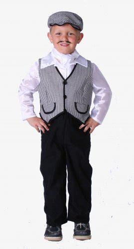 disfraz de chulapo infantil talla 7 a 9 a 241 os talla 3