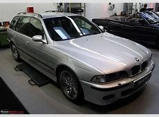 Unreleased beauties BMW M5 convertible & E39 M5 Touring