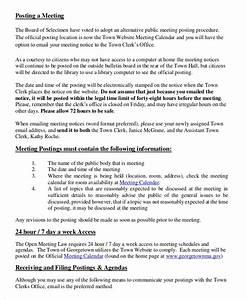 Format To Writing Minutes Meetings 29 Minutes Writing Template Free Sample Example Format