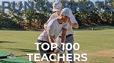 Top 100 Teachers: How Is Golf Instruction Changing?