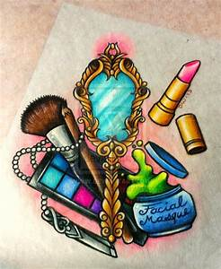 Esthetics Tattoo Design - Commission for *TeaFairy by ...