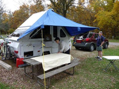 A-frame Camper Trailers