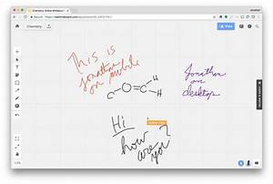 Review  Three Online Whiteboard Apps