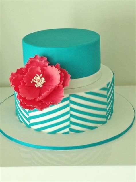 Simple Fondant Cake Designs  For Beginners!  Ideas For