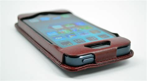 iphone 5 wallet for mapi tion iphone 5 leather wallet review