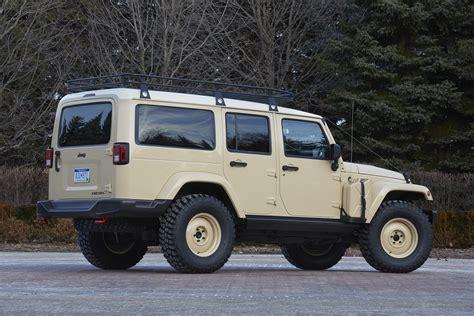 jeep safari concept 2015 easter jeep safari concepts