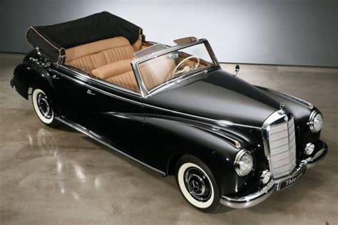 auto kaufen mercedes mercedes 300 cabriolet d mercedes type 300 adenauer