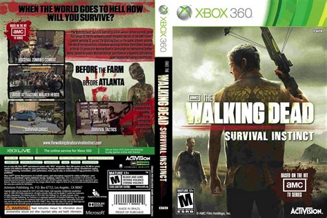 Walking Dead Xbox Game Hard Gamess The Walking Dead
