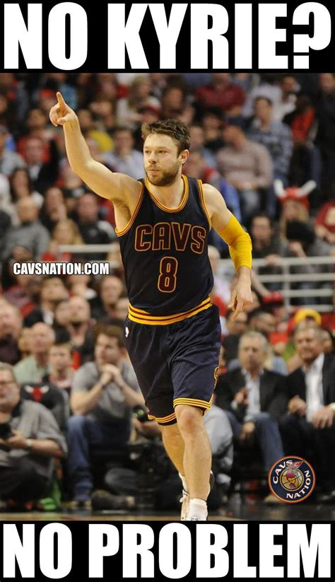 Cavs Memes - bogut s decision came down to a discussion with delly clevelandcavs