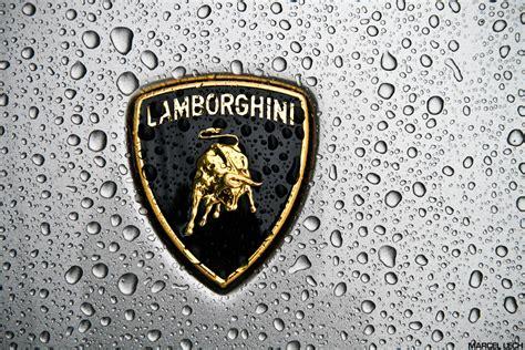 Lamborghini Sign Hd Wallpapers by Lamborghini Logo Wallpaper High Res Stock Phot 6458