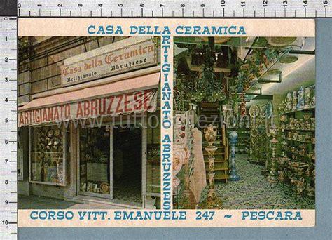 Casa Della Ceramica Pescara Cartoline Postali Collezionismo Di Cartofilia