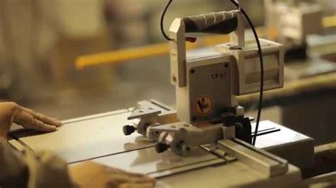 aluminum composite panel alucobond punching youtube