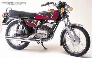 Specifications Of Yamaha Rx100