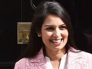 UK Elections 2015: Priti Patel gets cabinet rank in David ...