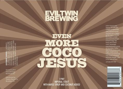 Image result for evil twin even more coco