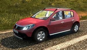 Dacia Sandero 2010 : dacia sandero 2010 ets2 mods euro truck simulator 2 mods ets2mods lt ~ Medecine-chirurgie-esthetiques.com Avis de Voitures
