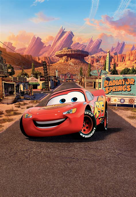 Disney Cars Wallpaper by Cars 2006 Disney Cars 2006