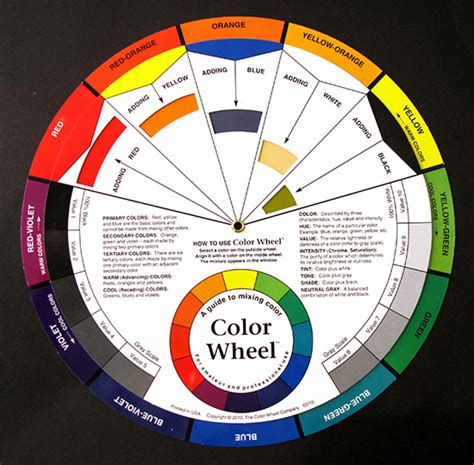 28 paint color mixing wheel sportprojections