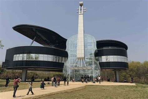 Top 5 Weirdest Buildings Architecture In The World