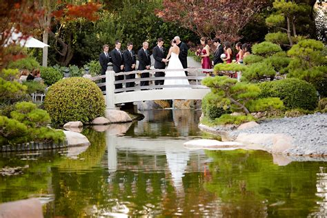 choura events japanese garden wedding