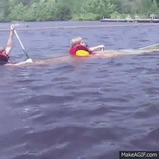 Sinking Boat Gif by Canoe Gif Canoe Water Discover Gifs