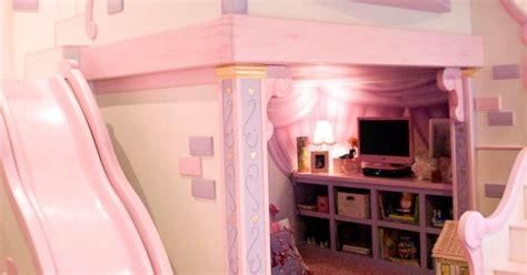 playful pink bedroom    princesss dream