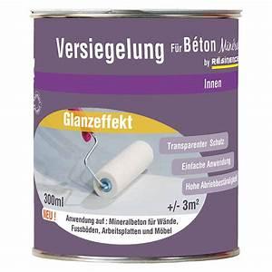 Beton Mineral Resinence : r sinence b ton min ral versiegelung farblos gl nzend 300 ml bauhaus sterreich ~ Sanjose-hotels-ca.com Haus und Dekorationen