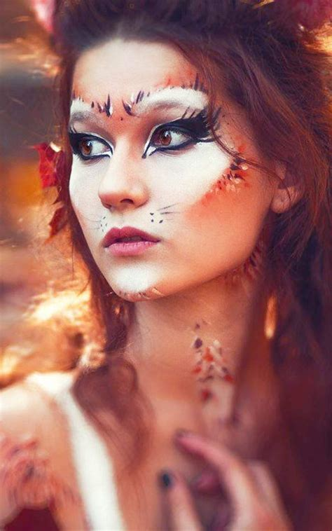 beautiful halloween makeup ideas   fabulous flawssy