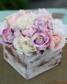 shabby chic flower morgann hill designs shabby chic rustic flower bouquet wedding centerpiece arrangement