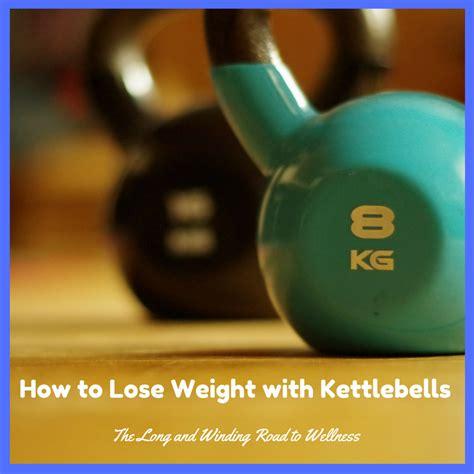kettlebells lose weight