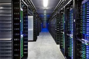 Facebook Data Center Prineville Oregon