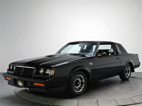 135021 / 1987 Buick Grand National