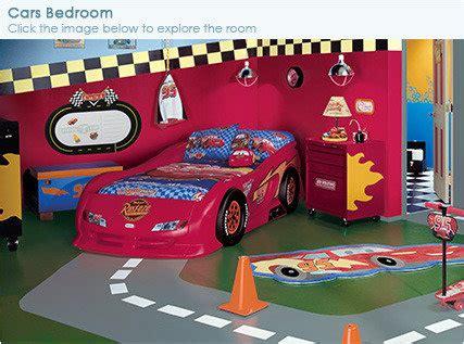 disney cars themed  boys bedroom