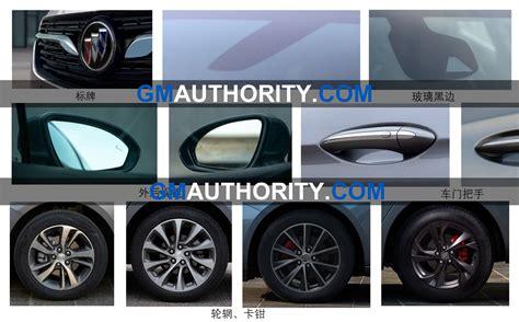 2020 All Buick Verano by 2020 Buick Verano Sedan Refresh Leaks With Major Updates