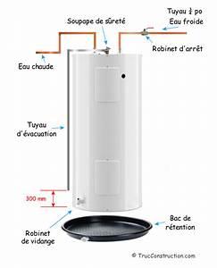 Raccordement Electrique Chauffe Eau : raccordement d 39 un chauffe eau ~ Nature-et-papiers.com Idées de Décoration