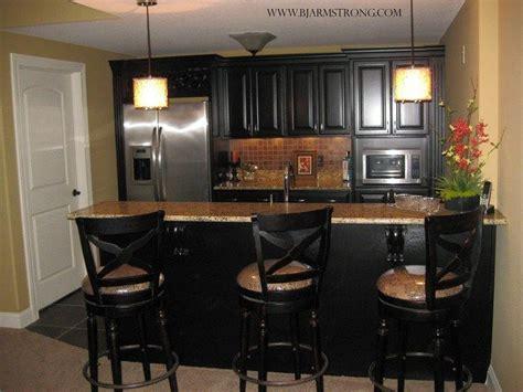 Basement Kitchen Bar by Basement Kitchen Bar Ideas Home Bar Design Bar Small