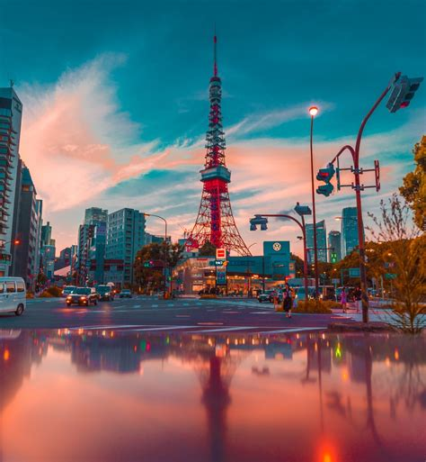 tokyo pictures scenic travel