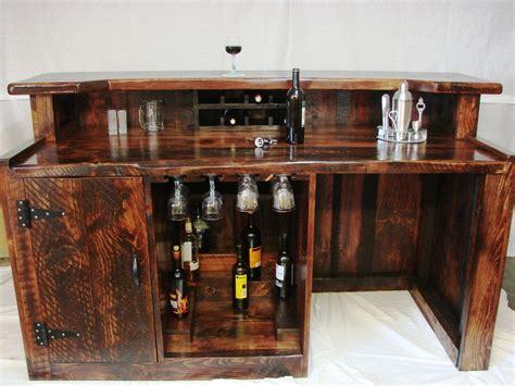 custom mini bar  windfall cove custom furniture