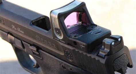 improve  pistol accuracy   red dot sight   grid news
