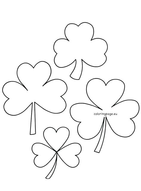 Clover Templates Flowers by Fashioned Hibiscus Template Photos Resume Ideas