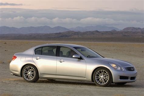 2008 Infiniti G35 Reviews, Specs And Prices