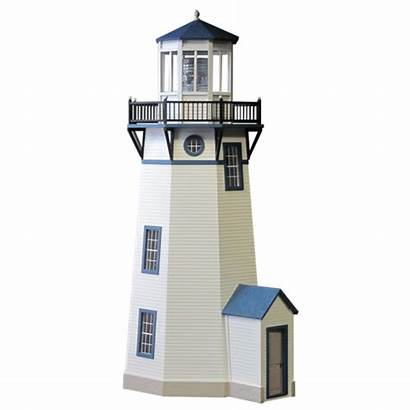 Scale Lighthouse Finished Inch Dollhouse Dollhouses Traditional