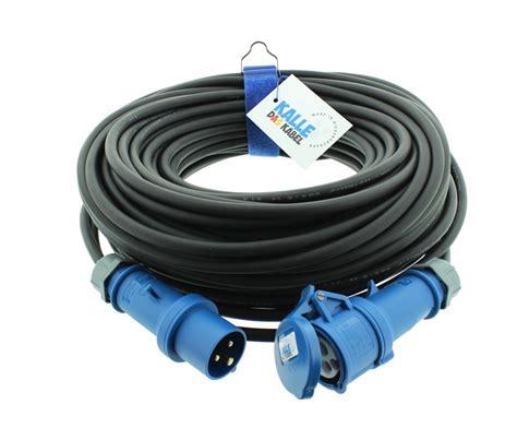 kalle das kabel kalle das kabel g 2 5 50 meter verl 228 ngerungskabel agrotex onlineshop