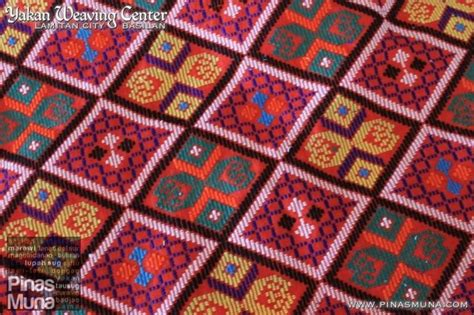 yakan weaving  lamitan  yakan homeland weaving