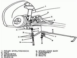 1999 Ford Expedition Suspension Diagram